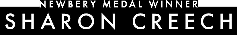 Sharon Creech books logo